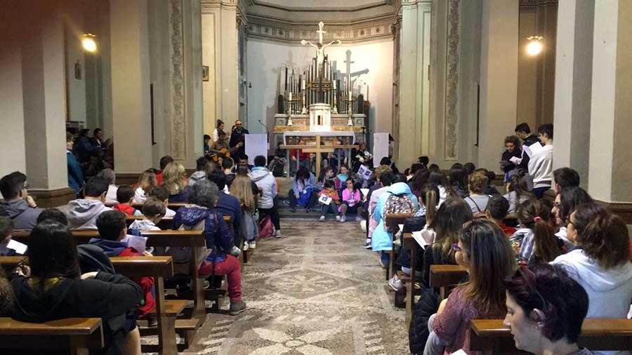 Seconda Tappa Santa Maria a Olmi