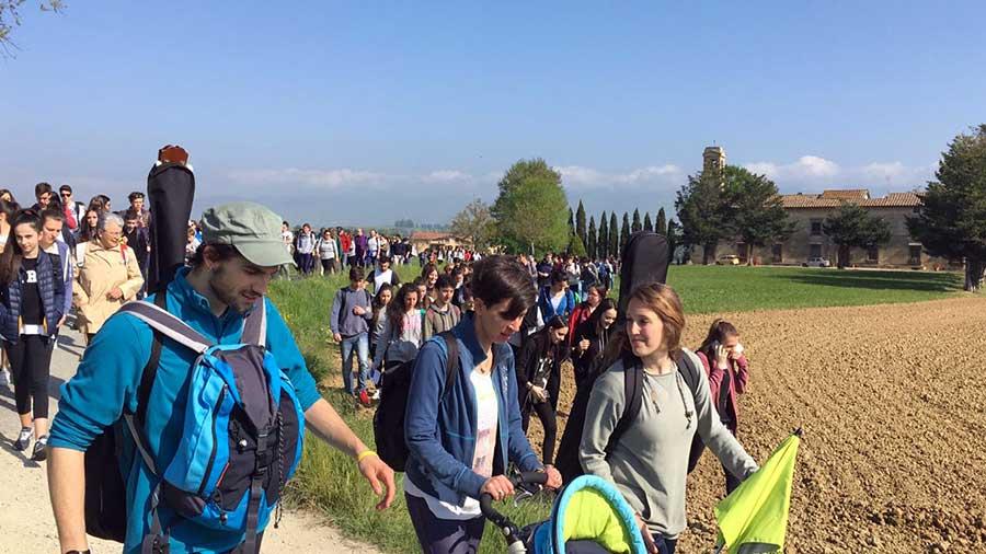 Verso San Cresci