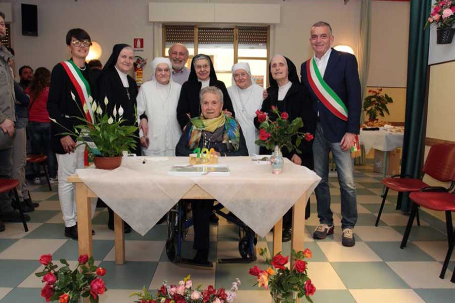 100-anni-leda-mugnaini-firenzuola-1