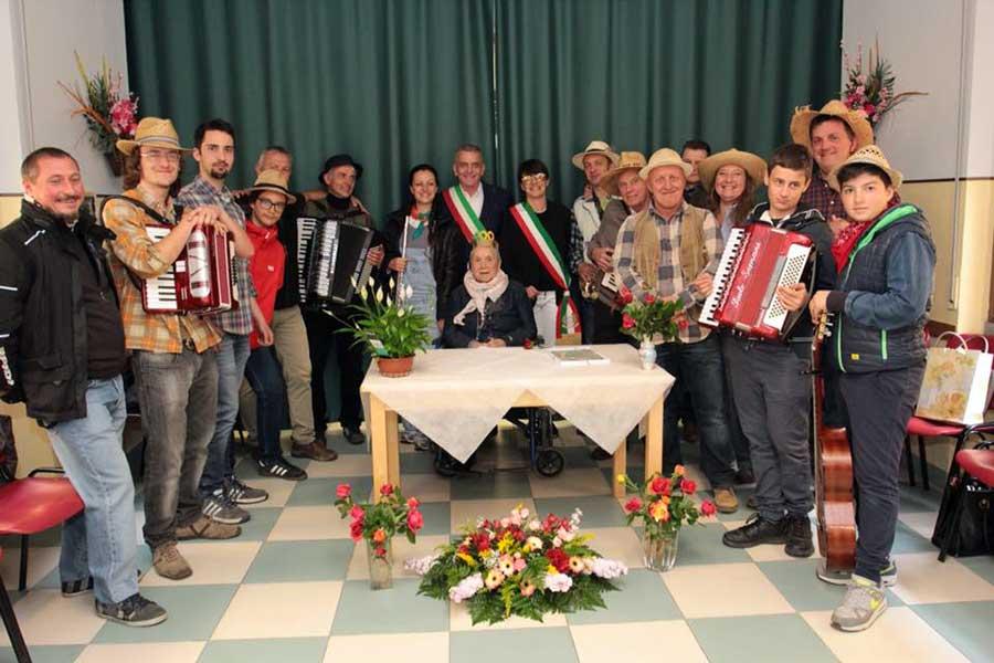 100-anni-leda-mugnaini-firenzuola-2