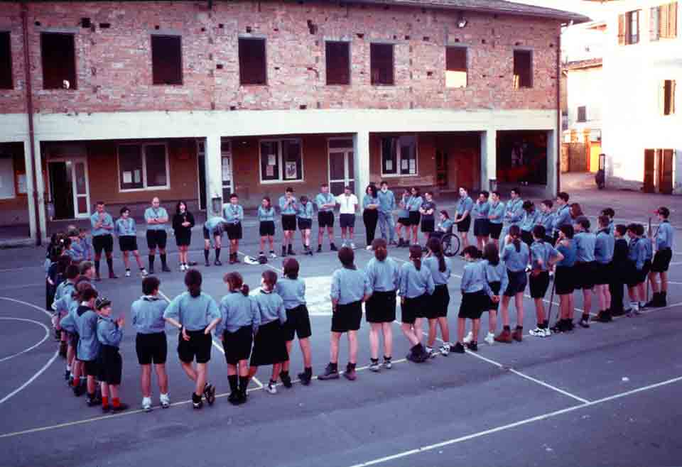 Decennale gruppo Scout Borgo San Lorenzo