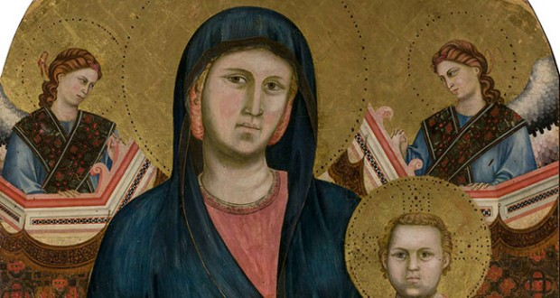 Madonna-giotto San Giorgio Costa0