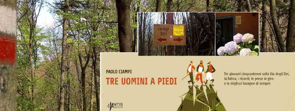 Paolo-Ciampi-Tre-uomini-a-piedi