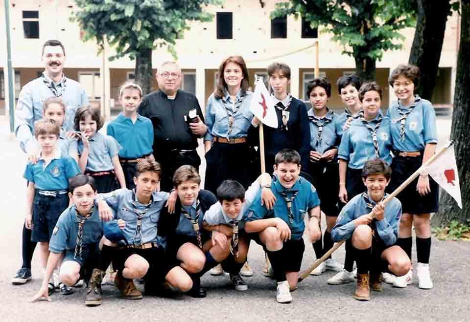 Prime squadriglie reparto freedom 1987