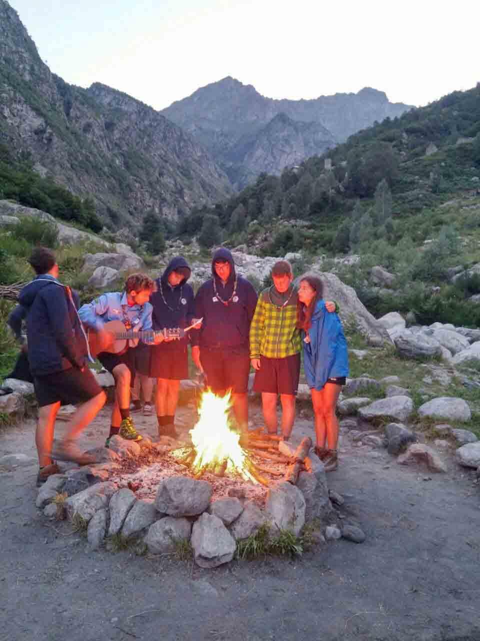 Route Val Coldera - 2016