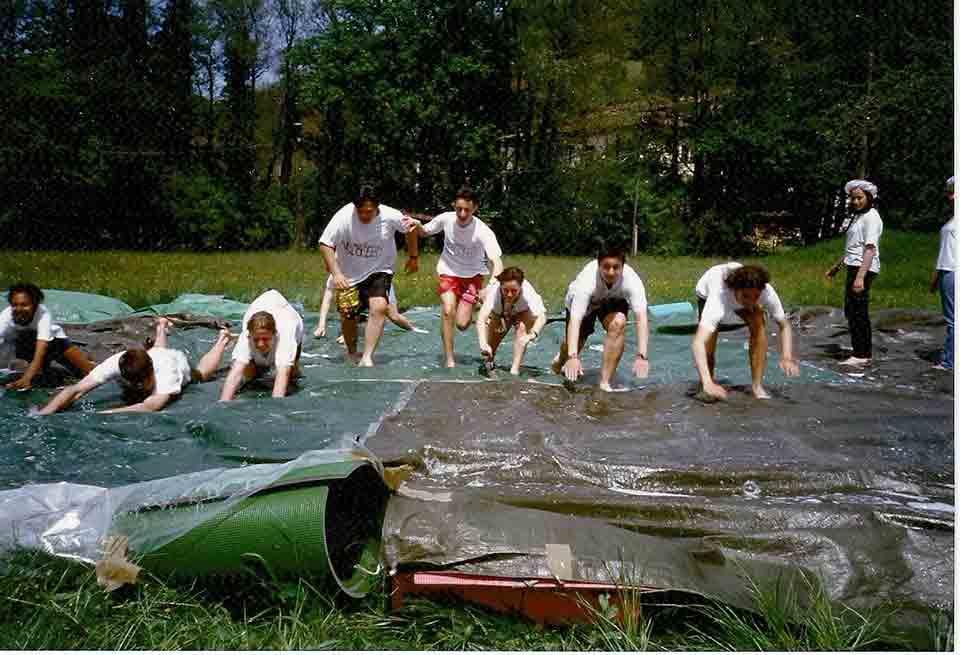 Torneo di zona. Alta squadriglia-1997