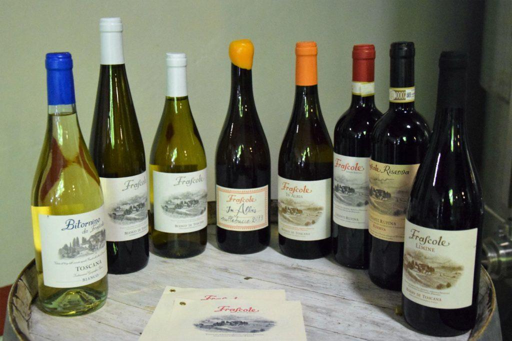 vini frascole