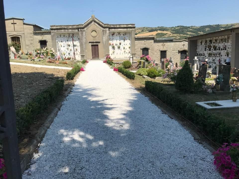 Cimitero Piancaldoli