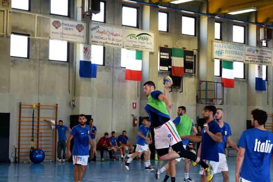 Nazionale-Pallamano-allenamenti-3