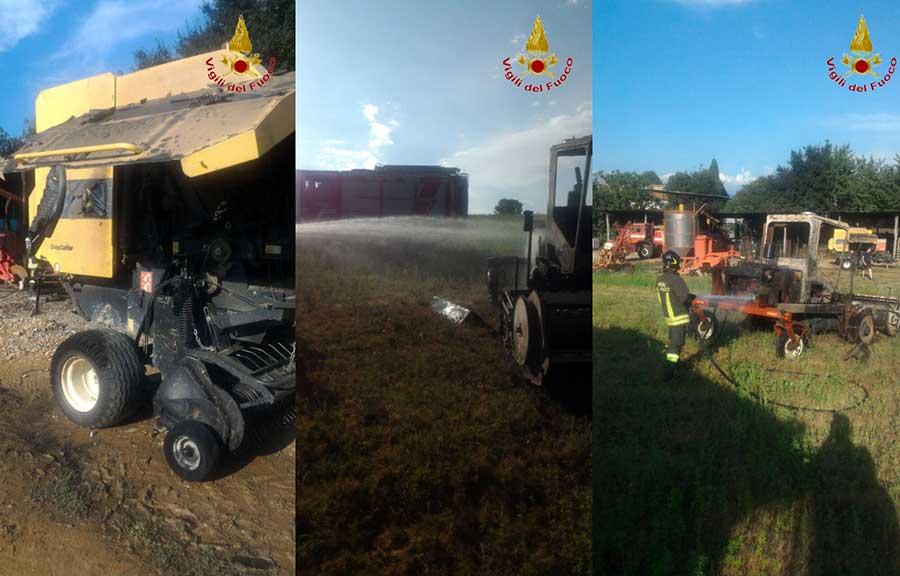 incendio-veicoli-agricoli-scarperia-2017