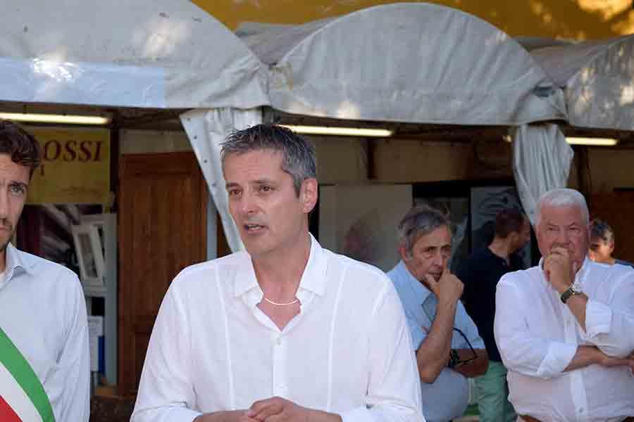 Il presidente di Cna Mugello Massimo Capecchi