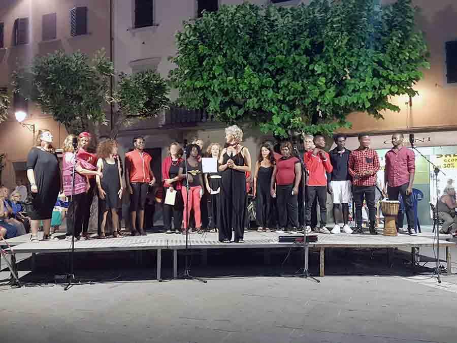 Immagine di repertorio - coro ConFusion