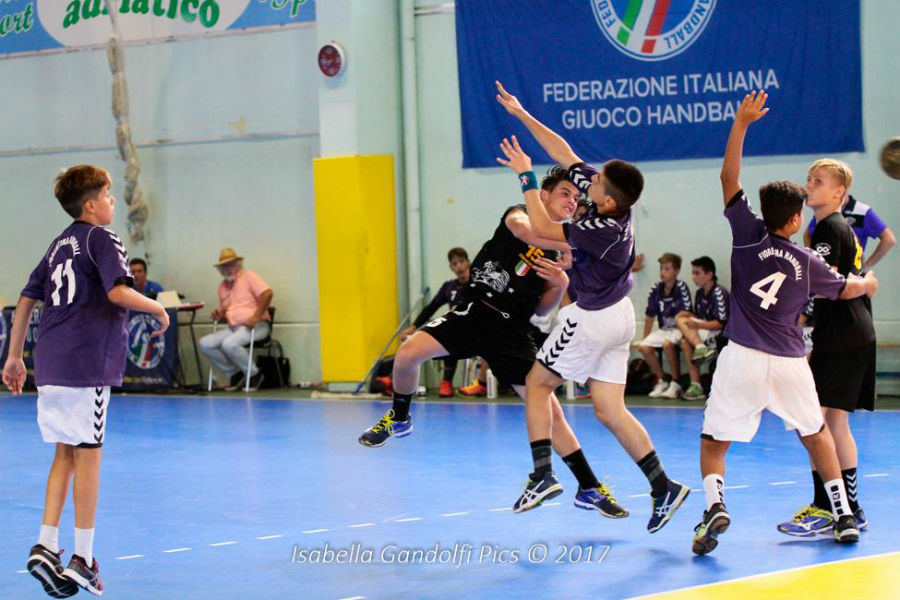 Fiorentina Handball Pallamano Misano