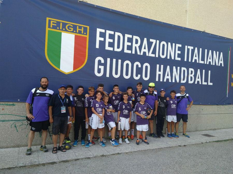 Fiorentina Handball a Misano