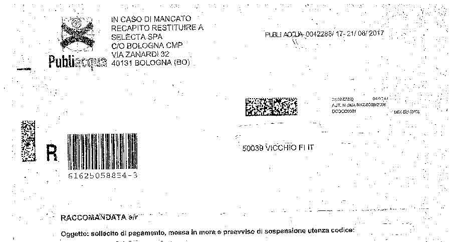 Sollecito-pagamento-Publiacqua