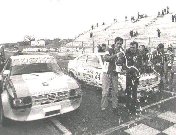 Luigi Calamai, Mugello 1978