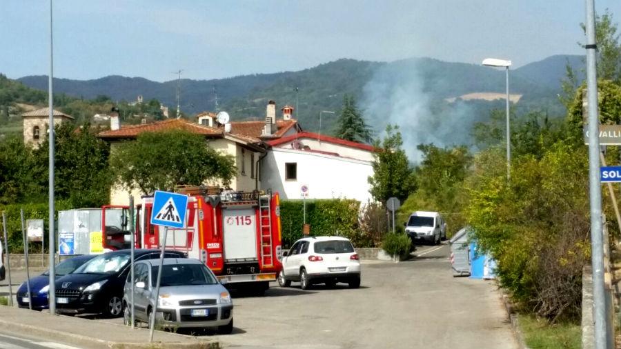 Incendio Sant'Agata 1