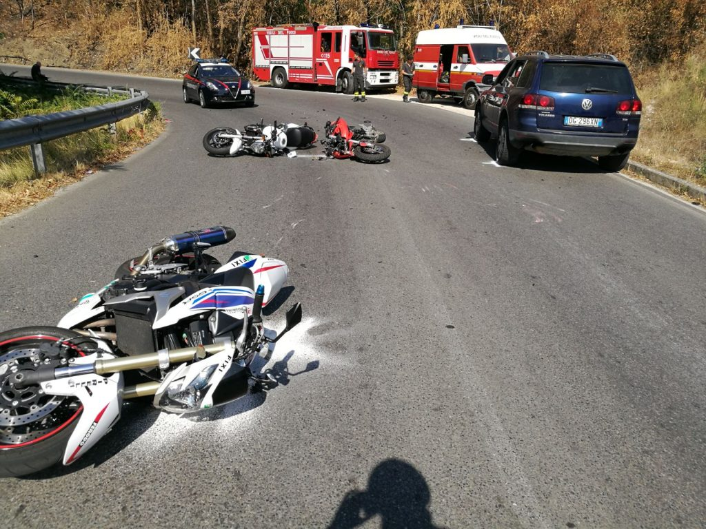 Incidente Vicchio le Balze
