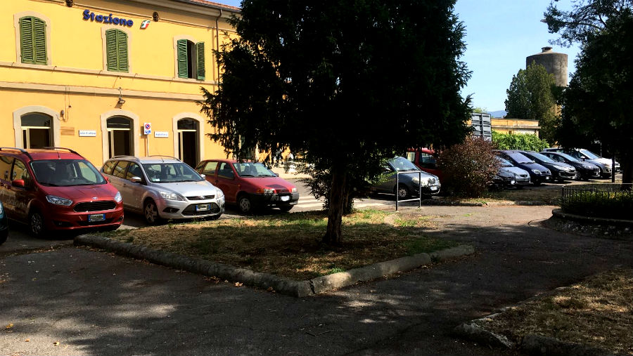 Parcheggio stazione 3