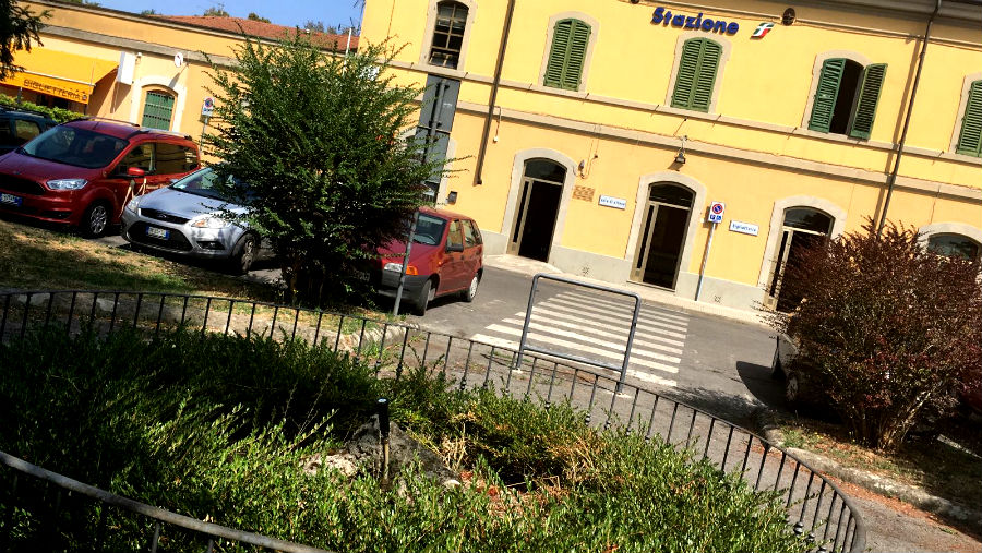 Parcheggio stazione 4