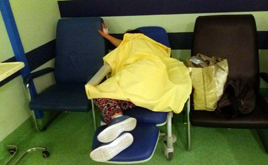 donna-ricoverata-pronto-soccorso-ospedale-del-mugello-agosto-2017
