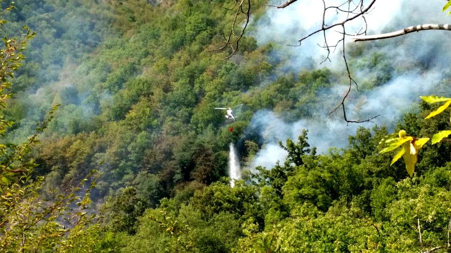 incendio Sant'agata 3