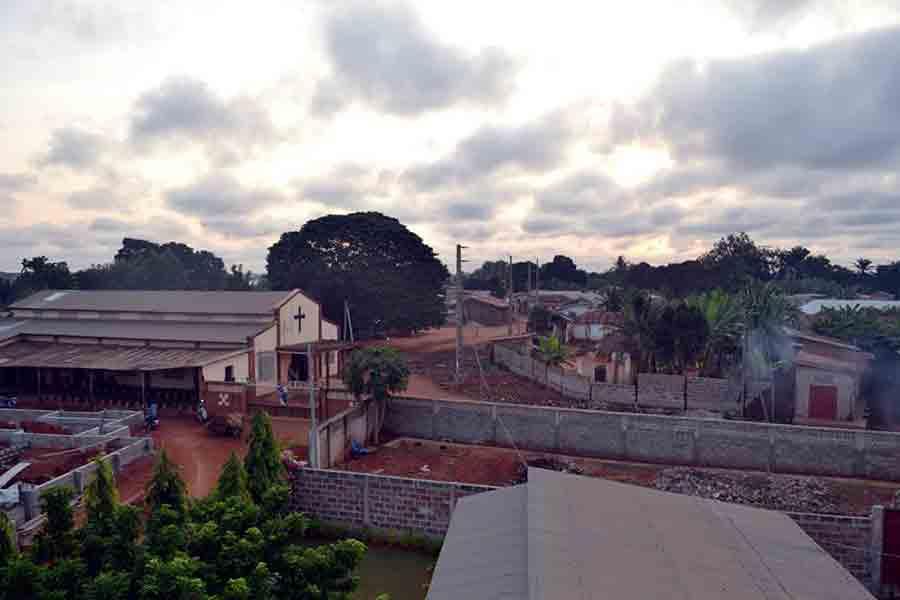 Villaggio-Benin