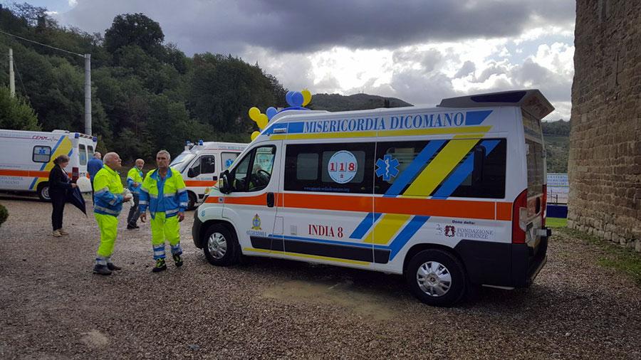 dicomano-nuova-ambulanza-misericordia-settembre-2017-6