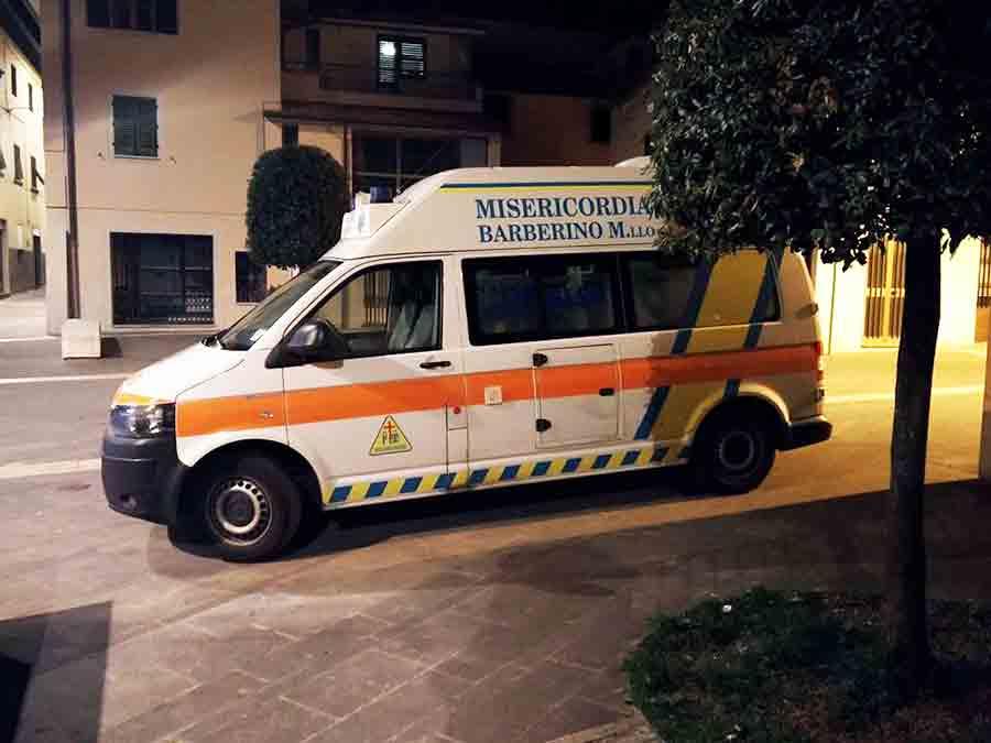 Ambulanza-Misericordia-di-Barberino-di-Mugello-