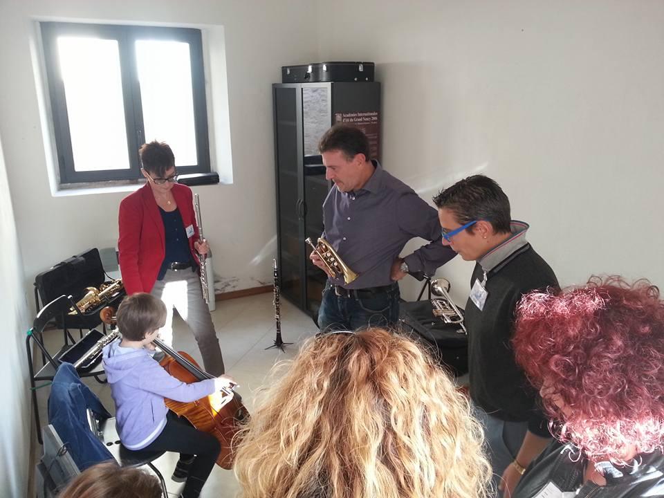 Open Day Scuola di Musica Borgo 2