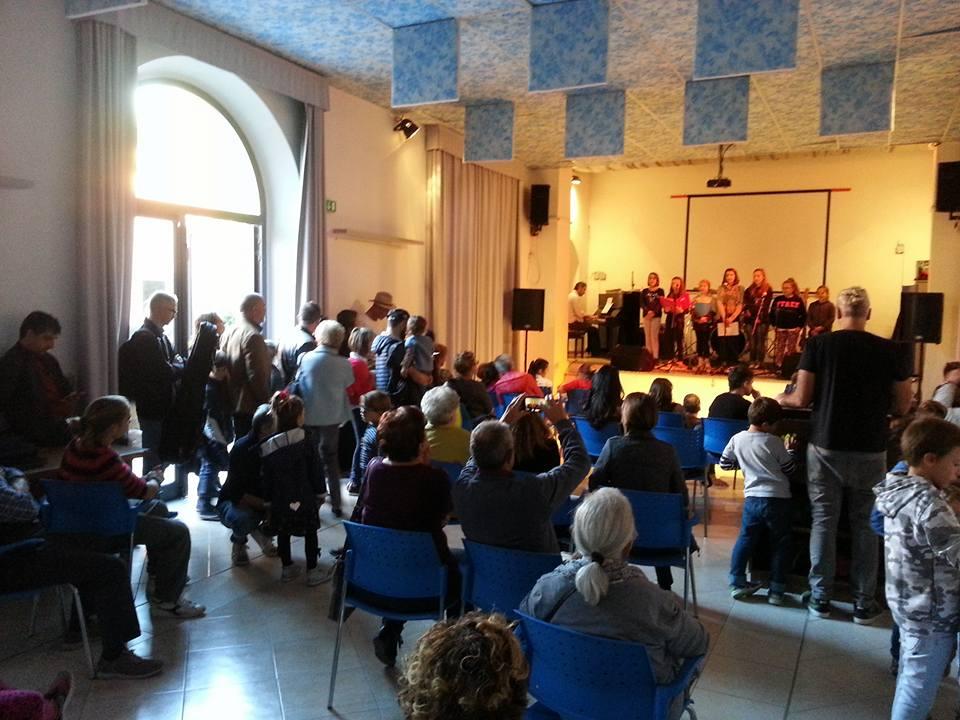 Open Day Scuola di Musica Borgo 4