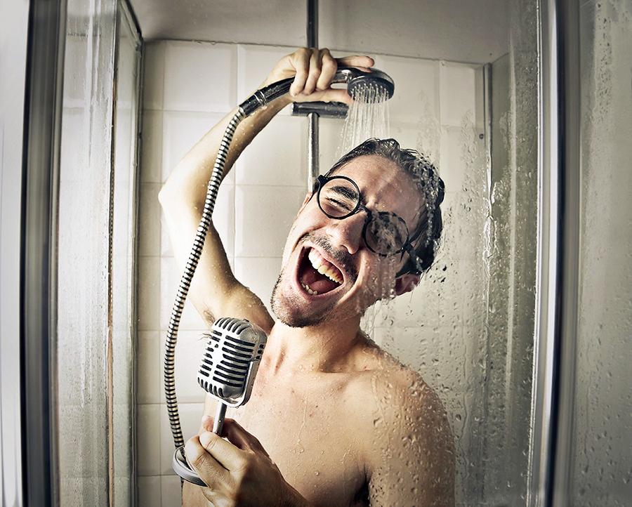 Canto-principianti-doccia