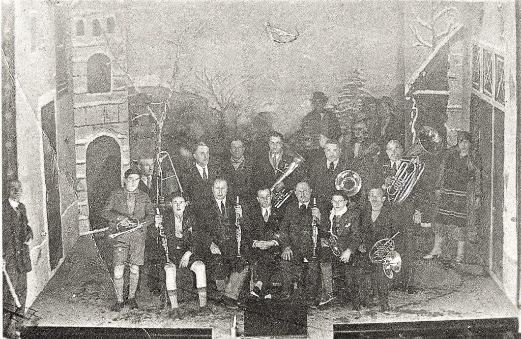 Teatro Corsini orchestra della Pianella
