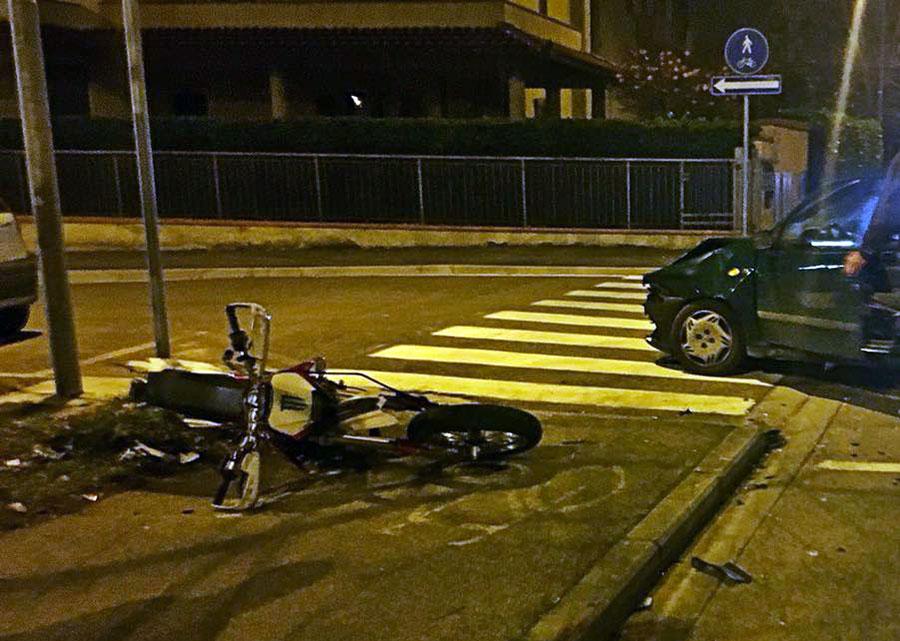 incidente-auto-motorino-borgo-san-lorenzo