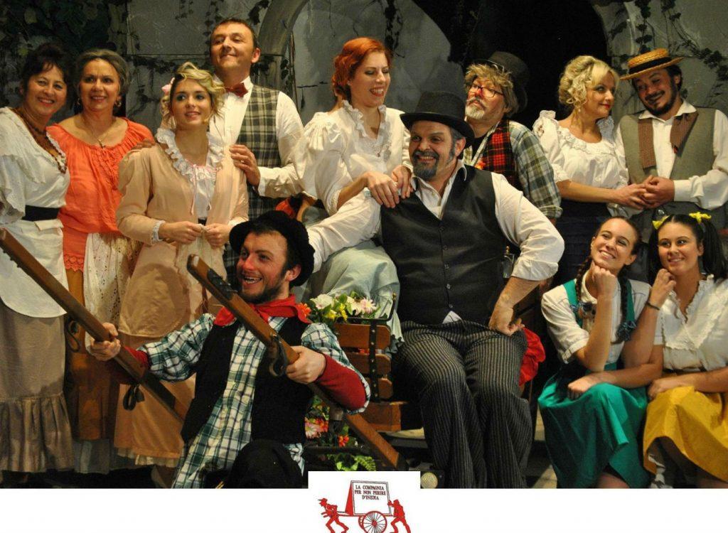 Teatro Animosi Marradi - Compagnia Per non perire d'inedia